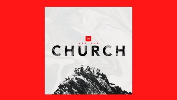 We are the Church graphic